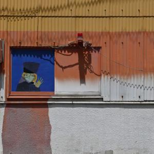北加賀屋でアート巡り