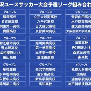 金沢ユース 8/1(日)~8/4(水)