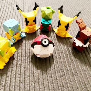 最近ブームなLaQでポケモン お勧め知育玩具です!