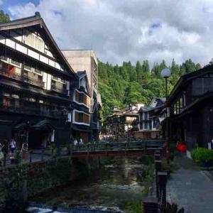 銀山温泉にてレトロ散歩☆