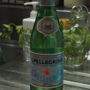 オシャレ炭酸水と飲むお酢