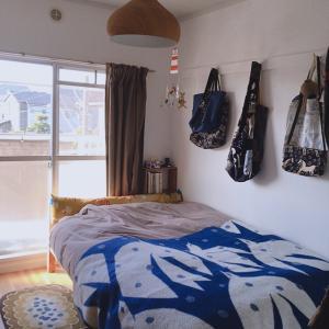 寝室に、±0の空気清浄機を取り入れる