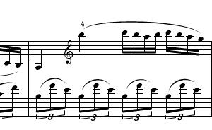 ベートーヴェンバイオリンソナタ5番「春」第1楽章のピアノソロ版 レパートリ化とアレグロで弾いてみたい