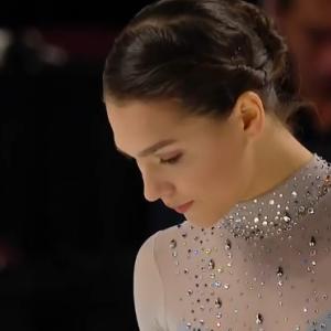 スタニスラワ・コンスタンチノワ スケートアメリカ2019 ショート演技 (解説:スペイン語)