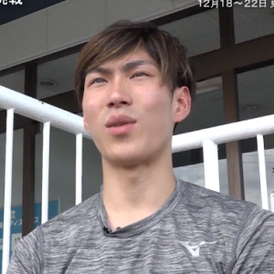田中刑事 2019-2020シーズンの挑戦・飯塚合宿   (2019/10/17)