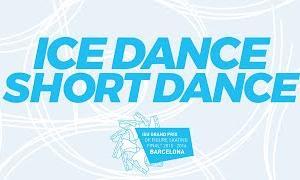 【再放送ストリーミング6月2日(火)】グランプリファイナル2015 アイスダンスショート演技 (解説なし)