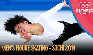 【動画フルVer.】2004年ソチオリンピック 男子シングルショート演技 (解説:なし)