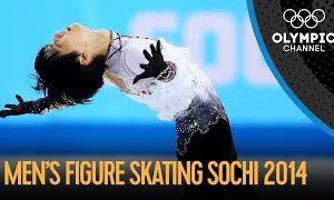 【動画フルVer.】2014年ソチオリンピック 男子シングルフリー演技 (解説:なし)