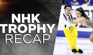 NHK杯2020のおさらい TSL、CBC、中野友加里 (2020/11/27~29)