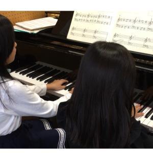 ピアノを弾ける人って良いみたいです