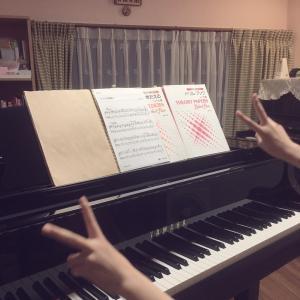 ラジオ体操第一をピアノで!
