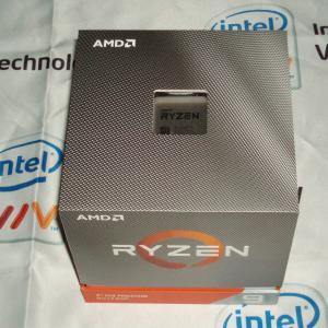最近の入荷情報 AMD Ryzen9 3900X ほか