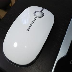 Jelly Comb ワイヤレスマウス 静音無線マウス