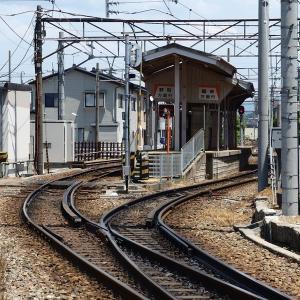 オリンパス XZ-2 いつもの新西金沢駅で