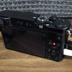 LUMIX 充電器 DMW-BTC9 中古品