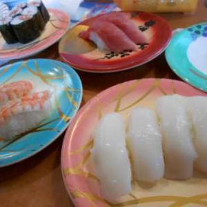 職人が握る回転寿司&月餅