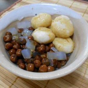 白玉入り豆かん