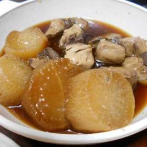 ぶり大根(じいちゃんの料理)