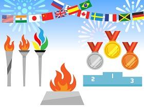 東京オリンピック開幕 昔の思い出と気持ちの切り替え