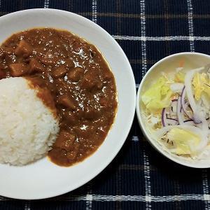 昨日食べた横須賀海軍カレーはメッチャおいしかった!