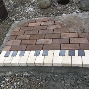 【小さなリフォーム】駐輪場にグランドピアノが!