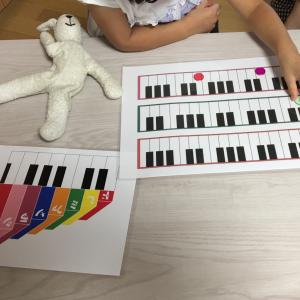 年少プレピアノ♪9月30日に体験会を開催します