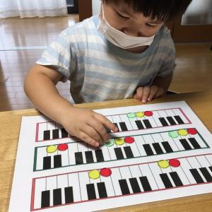 「音符ビッツを取り入れた年少プレピアノクラス」満席になりました