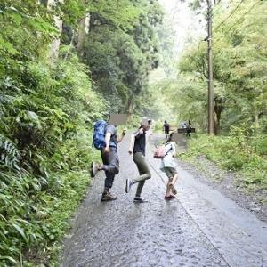 【高尾山】登りは1号路そして帰りはリフトで楽々ファミリー登山①