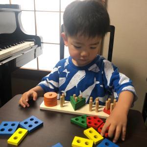 ピアノdeクボタメソッド 2歳児さん