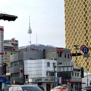 東大門でココは外せない♪NPHはすっかり冬仕様^ ^【2019年11月ソウル旅行】
