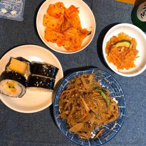 """""""コロナ自粛だから?食べ尽くす韓国食品"""""""