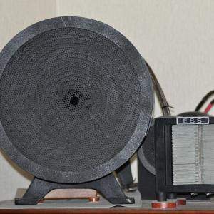 JBL #375+HL88(ハチの巣ホーン)は鳴らし難い
