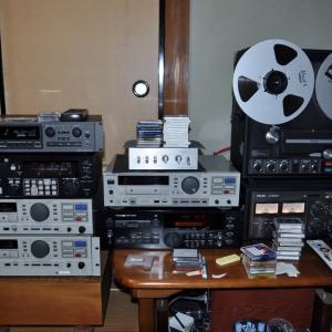 FM放送をエアーチェックしたくて集めた録音機材