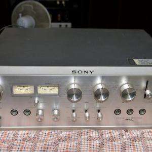 SONY TA-2000 プリアンプを入手
