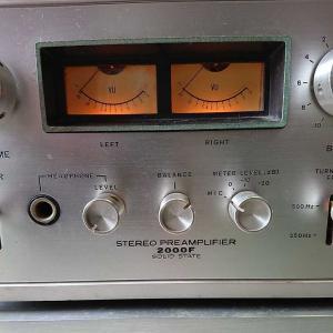 SONY TA-2000Fプリアンプを手配
