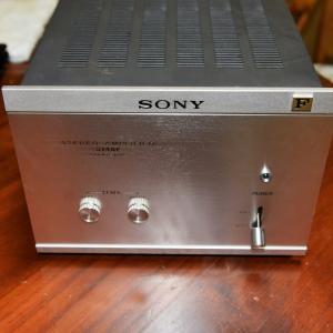 自宅システムの高域用パワーアンプTA-3140FのSP端子交換