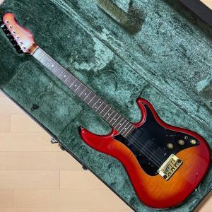 また、ギターを仕入れました