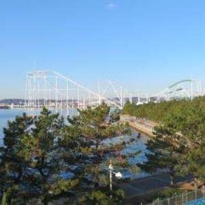 八景島シーパラダイスを遊びつくせ!(その16)今日も全力で遊ぶぞ!