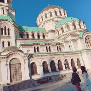 【10日で3ヶ国旅】DAY9③ ブルガリアで教会巡り♪