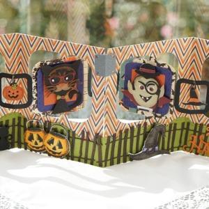 Charm Accordion 'Happy Halloween 🎃'