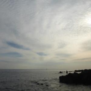 海も秋らしくなってきた