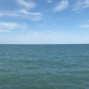 穏やか日本海もそろそろ終わり…