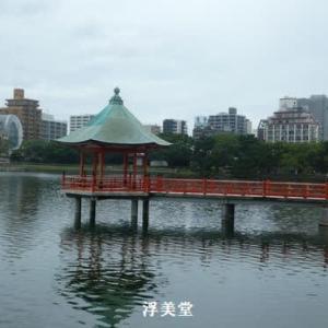 博多阪急のイヤーラウンドコース15kmを歩く(福岡市博多区、中央区)その1
