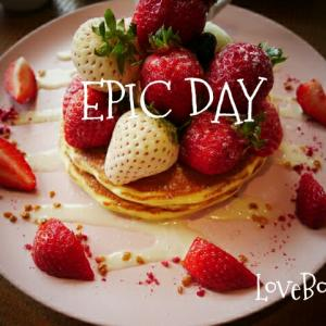 EPIC DAY…20