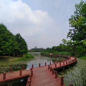 蘇州 東太湖生態園と蘇州湾旅游区