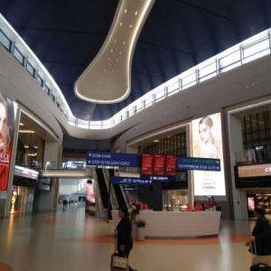 上海 上海浦東空港T1のサテライトターミナル