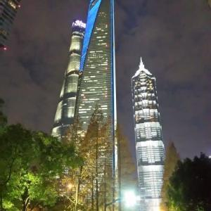 上海 上海環球金融中心の展望台