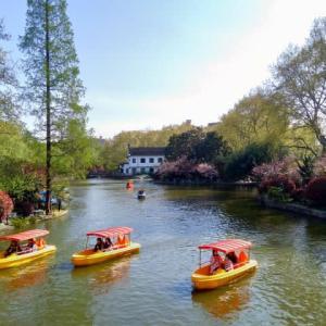 上海 無料の公園巡り 魯迅公園