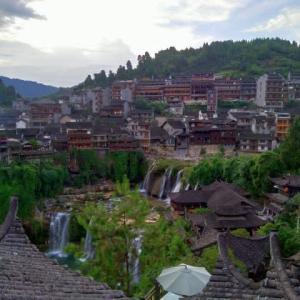 湖南省 湘西土家族苗族自治州 芙蓉鎮(王村)