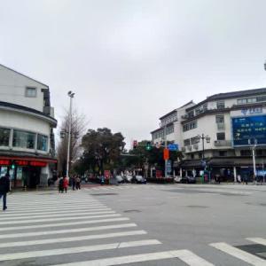 蘇州 お散歩 鳳凰街と十全街 袁記雲餃と網師園